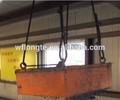 série rcyb suspensão imã placa de máquina de separação