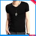 de algodón mezcla de diseñador de su propia camiseta para hombre