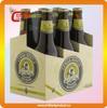 Hot sale custom printing six pack cardboard beer box