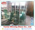 منتج جديد للحصول على المبنى الزجاجي 2014 iso و ccc الصين تصنيع 6mm دش الزجاج المقسى