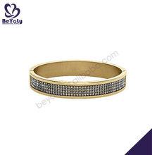 ingrosso abbigliamento alla moda gioielli in argento 14k su ordinazione braccialetto braccialetto in oro