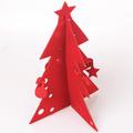 de interior de navidad decorativos para el hogar de fieltro árbol