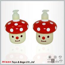Plastic Soap mushroom bottle
