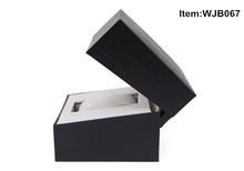 Wholesale packaging paper gift box high quality for swatch