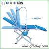 Tooth whitening korea foldable dental chair price