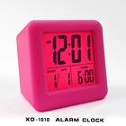 small digital alarm clock led table decorations