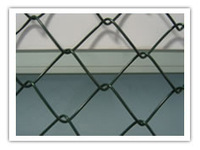 low price removable chain link fence