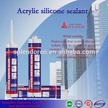 china supply cheap Silicone Sealant/high quality household silicone sealant/ coloured silicone sealant