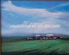 famouse landscape painters Oil Painting