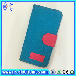 universal pu leather case machine to make cellphone case cloth case for cellphone