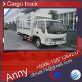 3 ton mini camião de transporte de caminhões e reboques concessionários, mobile carro alimentos