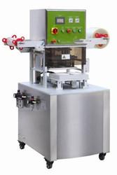 automatic center sealing plastic bag making machine food packaging machine