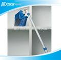 Escova de canto/cobweb vassoura/teto escova de limpeza com 1.8 metros cabo telescópico