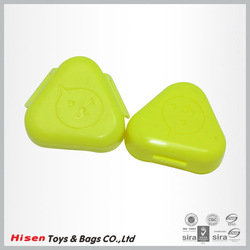 Small plastic candy boxes baby