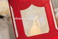 El más nuevo diseño de navidad tarjeta de felicitación& la boda de papel tarjeta de invitación de alibaba proveedor de china