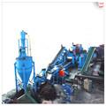 2014 fábrica utiliza maquinaria de reciclaje de llantas de desecho