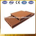 Imperméable à l'eau wpc& corrosion- résistant solides platelage/plancher