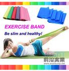 Thera band exercise / physiotherapy / rehab / pilates elastic band