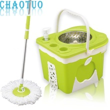 2014 Newest Single Bucket Spin Mop As Seen on TV