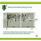 FJ-240 Bag Feed Automatic Liquid and Powder and Granule Horizontal Packing Machine