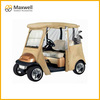 Full Protection Against Weather and Wind Club Golf Cart Enclosure