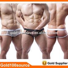 Sexy Men's Modal Underwear Thongs Briefs 3 Size M~XL