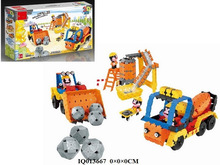2014 Kids Cool Project 3D Building Blocks(3200pcs)