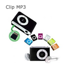 2015 New mini clip mp3 player with good quality