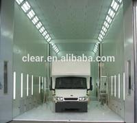 Passenger Car Bus Spray Paint Room Australia Standard LED Lamps