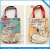 Eco friendly heavy canvas tote bag canvas bag