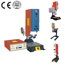 Automatic Ultrasonic Plastic Case Welding Machine/File Folder/PP/PVC/Velcro/MAGIC TAPE