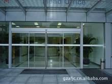 moldura de alumínio porta de vidro deslizante
