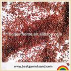 raw garnet 20/40 mesh blasting abrasives