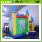 Best sale Popular PVC CE customized inflatable jumping castle for sale