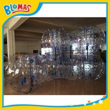 hot sale human sized soccer bubble ball for kids play sumo,battle,bulldog