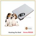 calefacción eléctrica perro amortiguado esterasdecoches climatizada para la cama del animal doméstico eléctrica más caliente del colchón