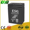 6v 4.5ah agm battery