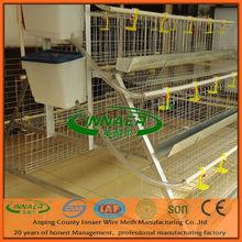 2 meters 3 Tier 24 Nest Layer Chicken Cage