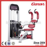 New Style Ganas Exercise Equipment Abdominal Crunch Machines