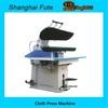 clean garment pressing machine