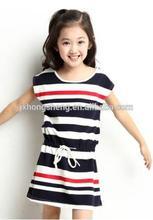 FASHION child dress,child clothes summer OEM ordered