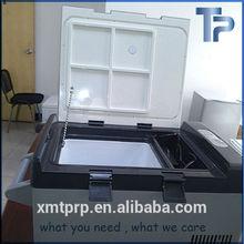 coolboss solar power dc 24v 12v portable fridge
