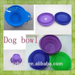 G-2014 Cheap Portable Pet Traveling Bowl