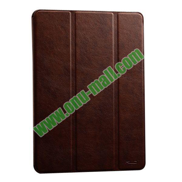 100% Original KLD 3 Folding Flip Smart Cover for iPad Air