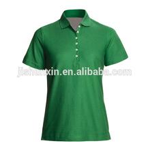 sport t shirt for women, 2014 online shopping wholesale green girl's polo t-shirt, china clothing manufacturer,cotton t-shirt