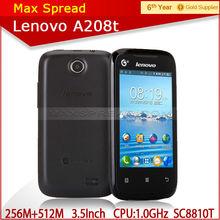 Lenovo A269i 3.5 Inch MTK6572 Dual Core Cheap Mobile Phone alibaba china