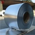 Zinc 60g/gi/bobinas de acero galvanizado/crc/ppgi/materiales para techos