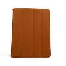 PU Frame Case for Apple Ipad 2 3 4 Hard Back Case