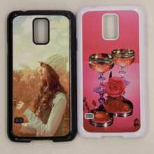 2D sublimation print case for Samsung galaxy s5