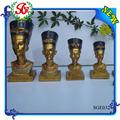 egipcio sge032 mito de la leyenda de la reina nefertiti estatua de decoración para el hogar